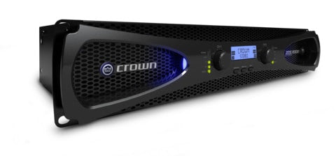 Crown XLS1002 Two-channel, 350W @ 4? Power Amplifier