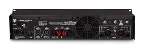 Crown XLS1502 Two-channel, 525W @ 4? Power Amplifier