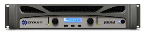 Crown XTI2002 Two-channel, 800W @ 4? Power Amplifier