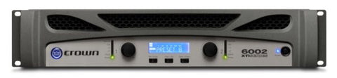 Crown XTI6002 Two-channel, 2100W @ 4? Power Amplifier