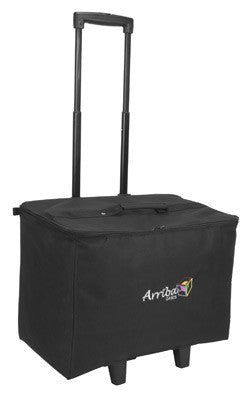 Arriba ACR19 Multi-purpose stackable rolling case Bottom rolling case with wheels