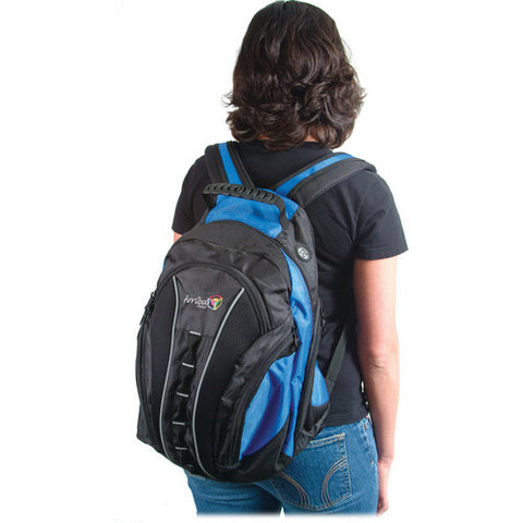 Arriba LS500 Deluxe Padded Backpack, 14