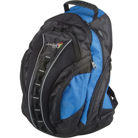 "Arriba LS500 Deluxe Padded Backpack, 14"" X 10"" X 18"""