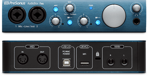 Presonus AudioBox iTwo - BStock