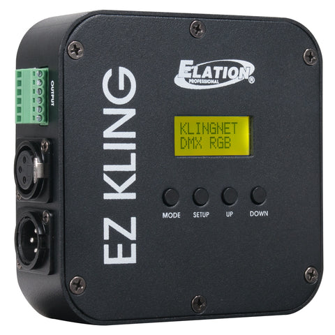 Elation Lighting Elation EZK456 EZ Kling Is An RJ45 Dmx - Image 1