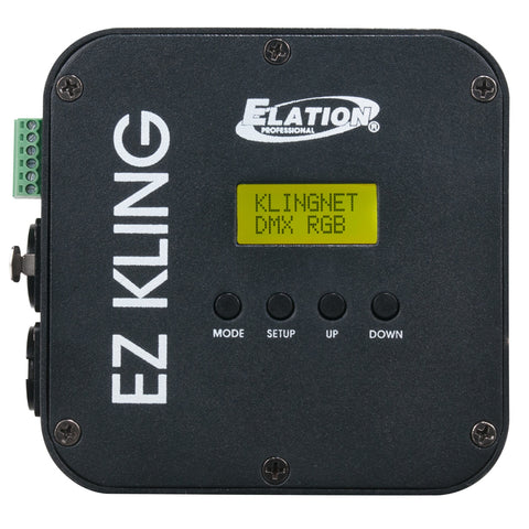Elation Lighting Elation EZK456 EZ Kling Is An RJ45 Dmx