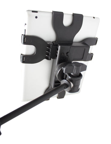 GFW-UTL-TBLTMNT iPad/Tablet Tray with Mic Stand Mount