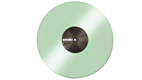 Serato Performance Vinyl - Glow In The Dark (GID) Pair