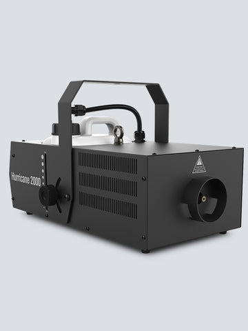 Hurricane 2000 Event-Ready High Volume Fog Machine - Image 1