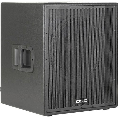 QSC HPR181i POWERED SUBWOOFER 18-INCH - Rental