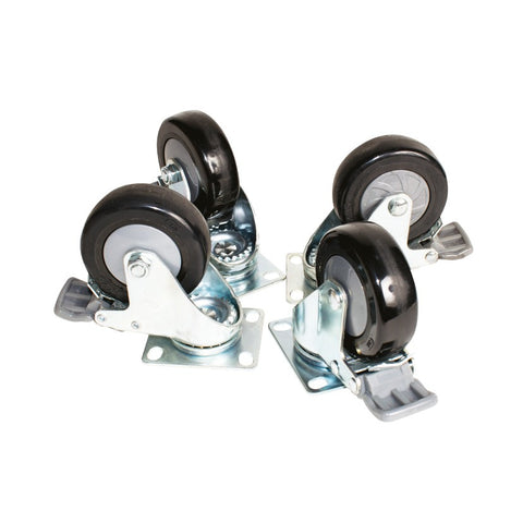 American DJ Casters for Avante A15S and A18S Subwoofers - Image 1