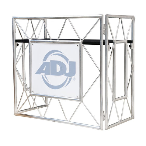 American DJ Compact and Collapsible Folding Banquet Pro Event Table II - Image 1