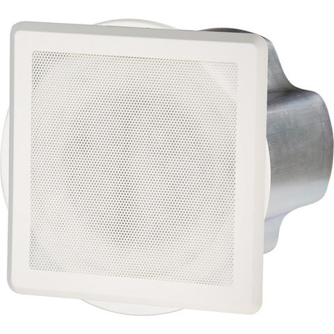 "8"" High-Power Blind Mount Coaxial Ceiling Square Speaker - Image 1"