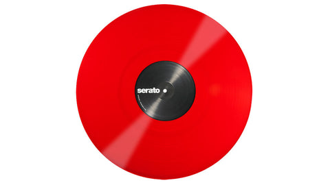 Serato Performance Vinyl - Red (Pair)
