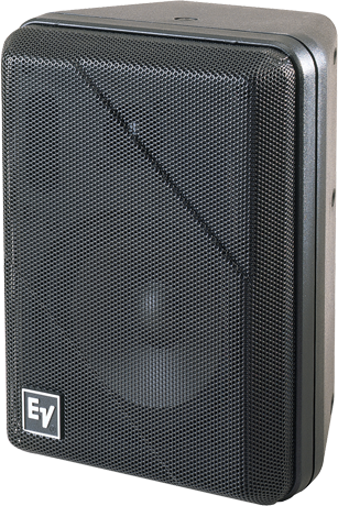 "Electro Voice S-40B - Ultracompact 5.25"" 2‑Way Passive Full‑Range Loudspeaker - Black - Image 1"