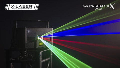 X-Laser Skywriter HPX Graphic Laser (2 Watt or 5 Watt)