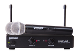 Gemini UHF Wireless Microphones