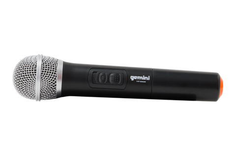Gemini VHF-01M Wireless Handheld Microphone