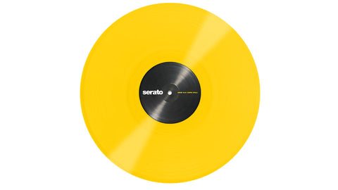 Serato Performance Vinyl - Yellow (Pair)