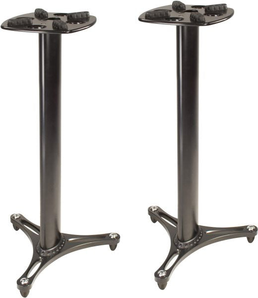 "Ultimate Support MS9036B MS-90-36 Studio Monitor Stand 36"";  PAIR;  Black"