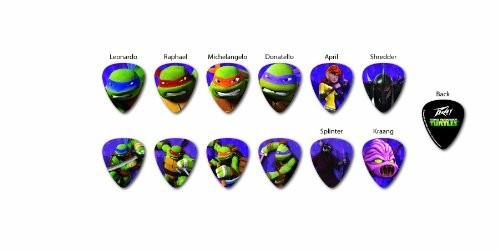 Peavey 03020300 TMNT Pick Pack