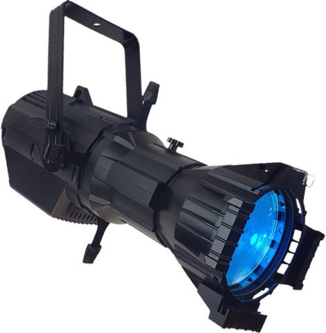 Blizzard Lighting Aria Profile RGBW 180W RGBW COB LED Ellipsoidal - Image 1