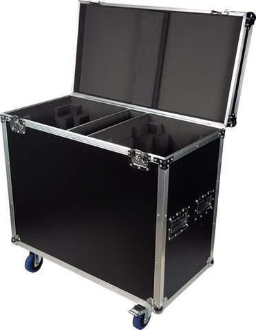 Blizzard Lighting 2x G-Mix 200 Road Case Dual - Image 1