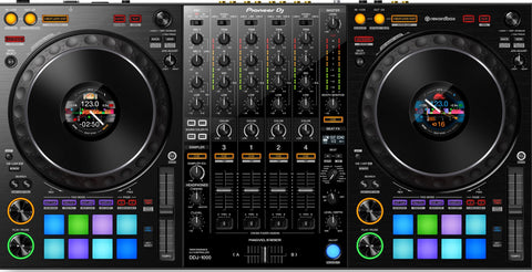 Pioneer DDJ-1000 4-channel professional performance DJ controller for rekordbox dj