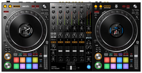 Pioneer DJ DDJ-1000SRT Club-style 4-Channel Performance DJ Controller for Serato DJ Pro