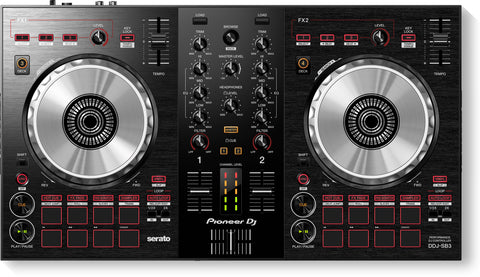 DDJ-SB3 2-channel DJ controller for Serato DJ Lite