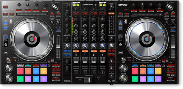 DDJ-SZ2 Flagship 4-channel controller for Serato DJ Pro
