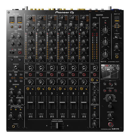 Pioneer DJ DJM-V10 6 Channel Club Mixer