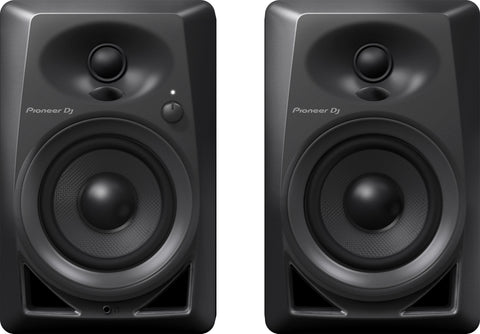"Pioneer DJ DM-40 4"" compact active monitors"