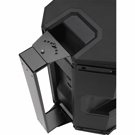 "Electro Voice WB-58B-20P F.01U.349.769 Wall-Bracket Multi Pack for EVID-S 5"" & 8"" Black Speakers (20 pack) - Image 1"
