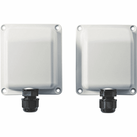 "Electro Voice WC-58W F.01U.344.848 White Weather Covers for EVID-S 5"" & 8"" Speakers (2 pair) - Image 1"