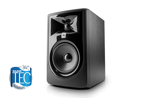 "JBL 305P MKII Powered 5"" Two-Way Studio Monitor"