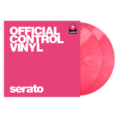 Serato Performance Vinyl - Pink (Pair)