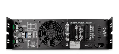 QSC 1800 Watts 2 Channel Power Amplifier