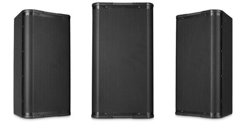 "Dual Image 10"" High-Output Two-Way Surface Speaker with Image 105ø Conical DMT Coverage - Black - Image 1"