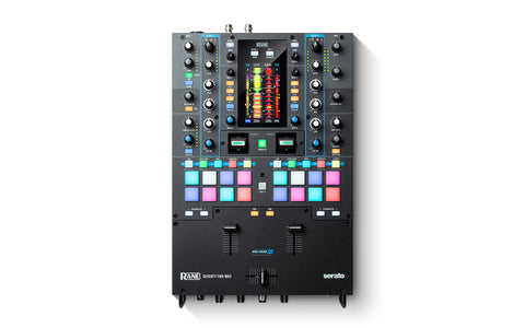 Rane Seventy-Two MKII Premium 2-Channel Scratch Mixer