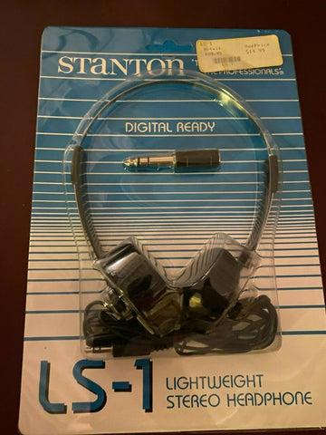Stanton LS! Stereo Headphone