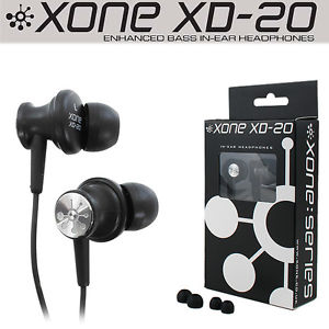 Xone XD-20 In-Ear Headphones