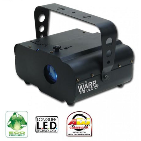 ADJ Warp Tri LED - Store Display