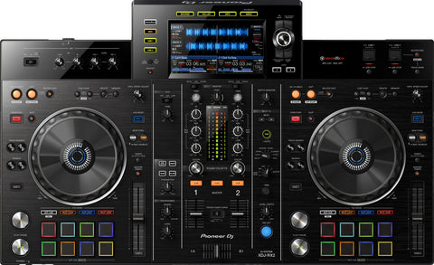 XDJ-RX2 All-in-one DJ system for rekordbox