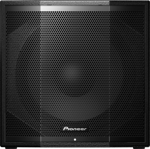 Pioneer XPRS 115S 15 Inch Reflex Loaded Active Subwoofer