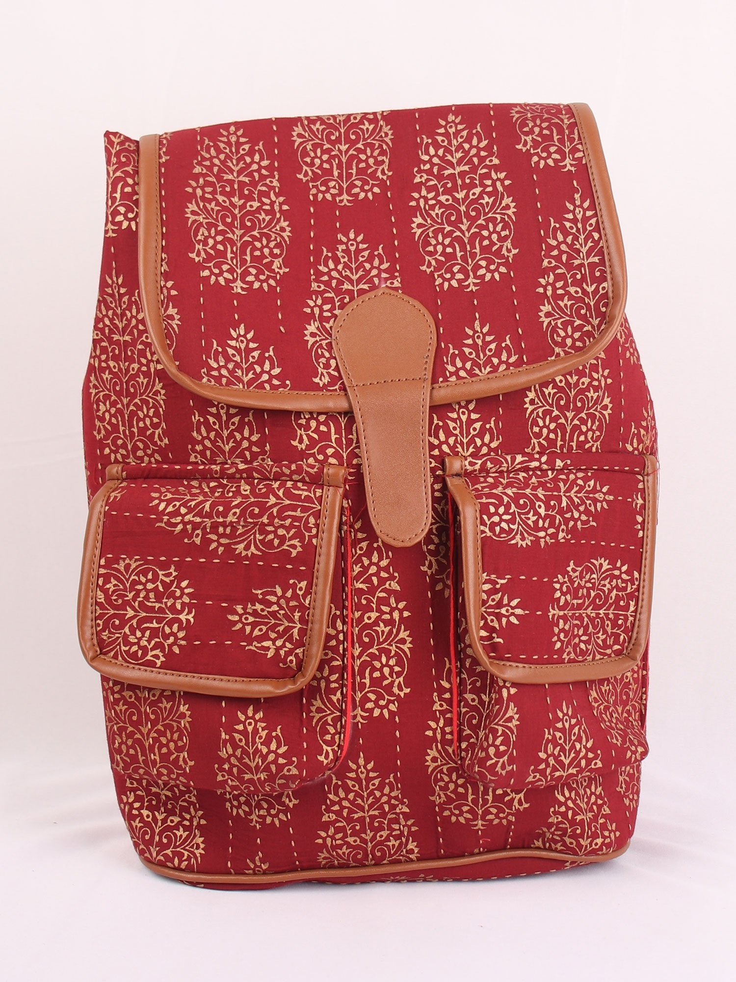 NOMADIC MAROON BACKPACK