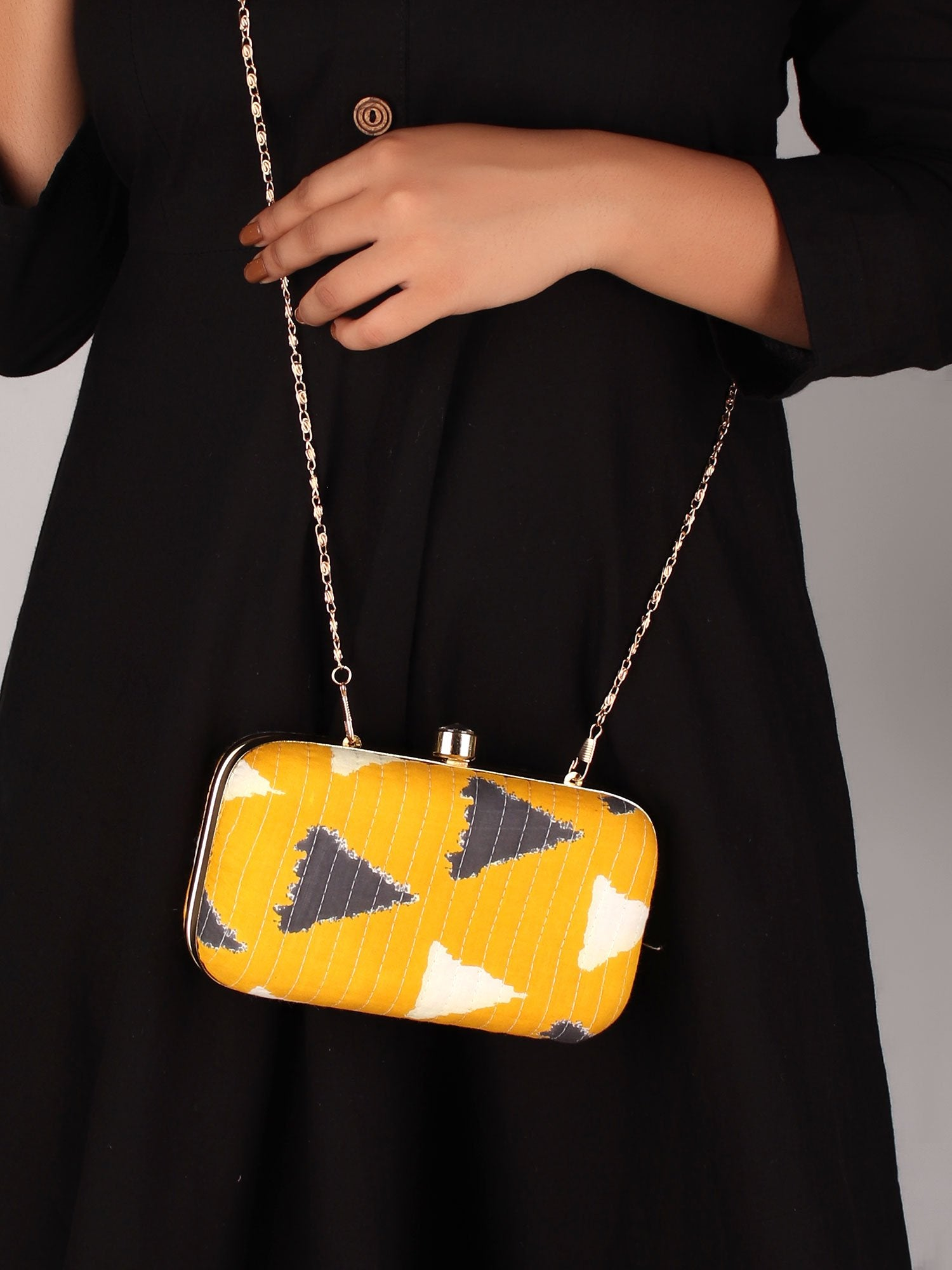 SUNSHINE CLUTCH WITH SLING