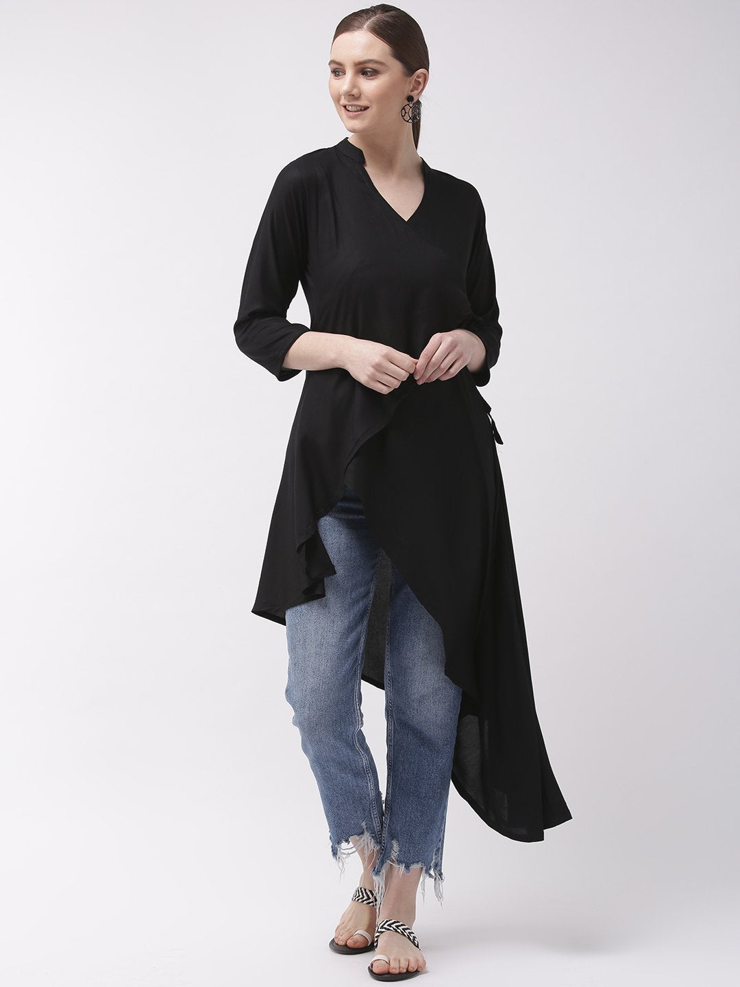 Black Asymmetric Top