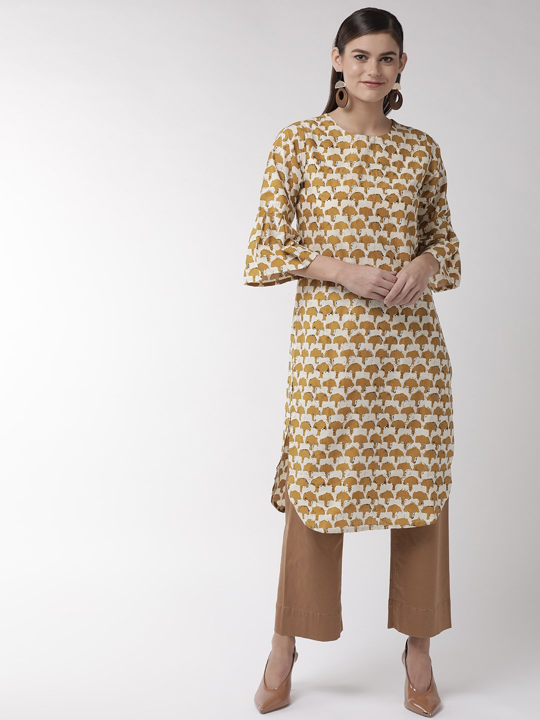 Light Brown Tunic