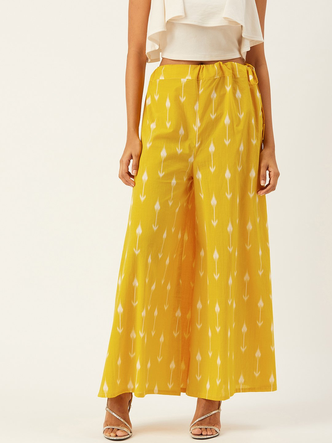 Yellow Arrow Palazzos